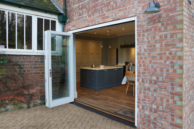 The Choice Of Patio Doors For Period Properties George Barnsdale