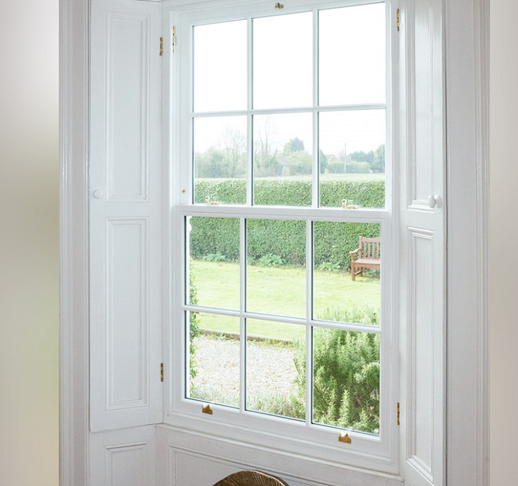 Box Sash Wimber Window for sympathetic replacement