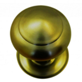 Classic_Centre Knob_Polished_Brass