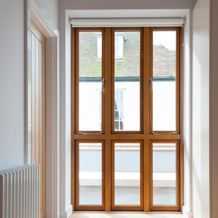 Contemporary Design Casement Windows made from Accoya