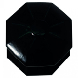Foundry_Centre_Knob_Black