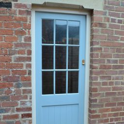 Kirk_Historic Back Door_Pastel Turquoise