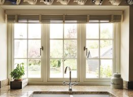 Kitchen Timber Casement Windows