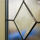Leaded-glass