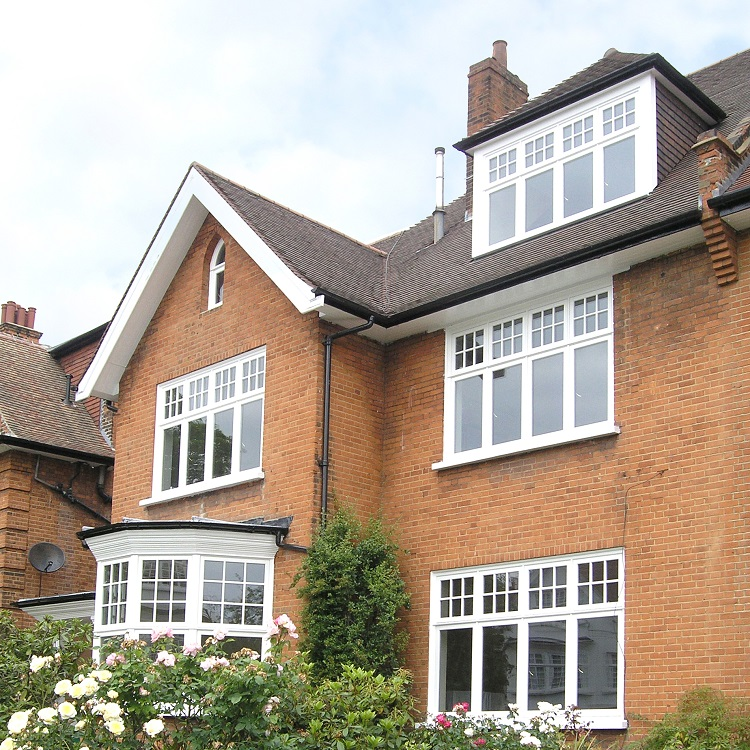 Quad Timber Casement Windows