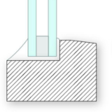 Standard Glazing Profile