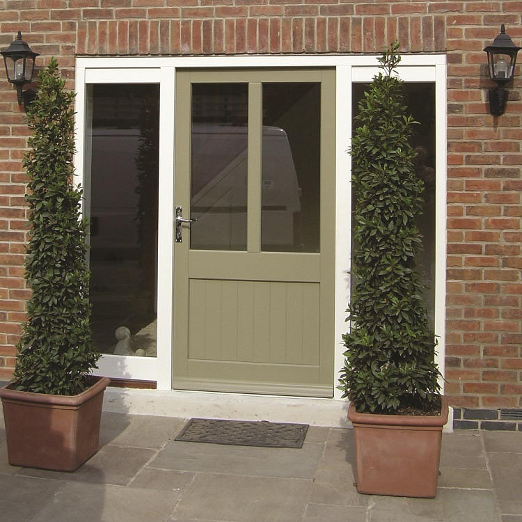 Timber Side Doorset at a property in Newark