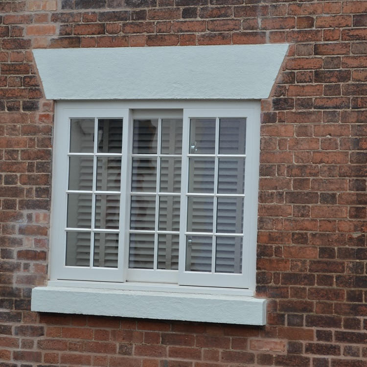 Timber Yorkshire Sash Windows from George Barnsdale Historic Range
