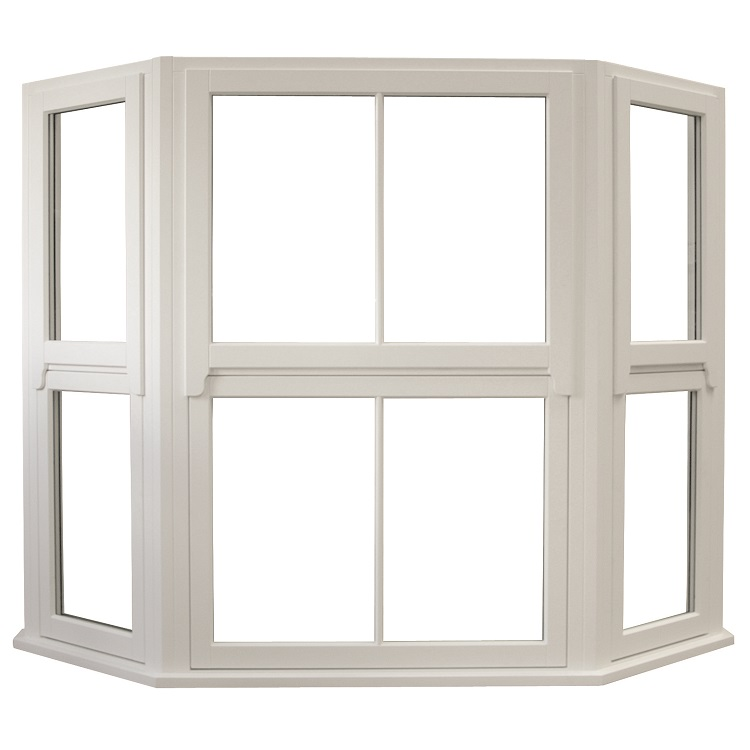 Traditional Regency Timber Casement Window Angled Bay
