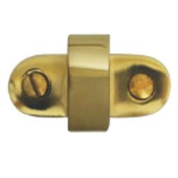 sash eye polished brass
