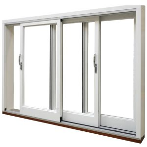 Sliding Door Feature