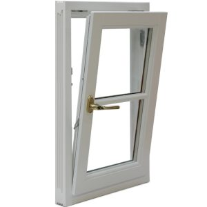 traditional timber tilt and turn window