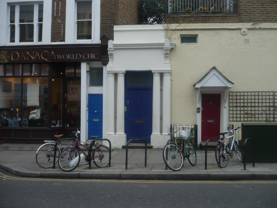 How Much Would You Pay For The Notting Hill Blue Door
