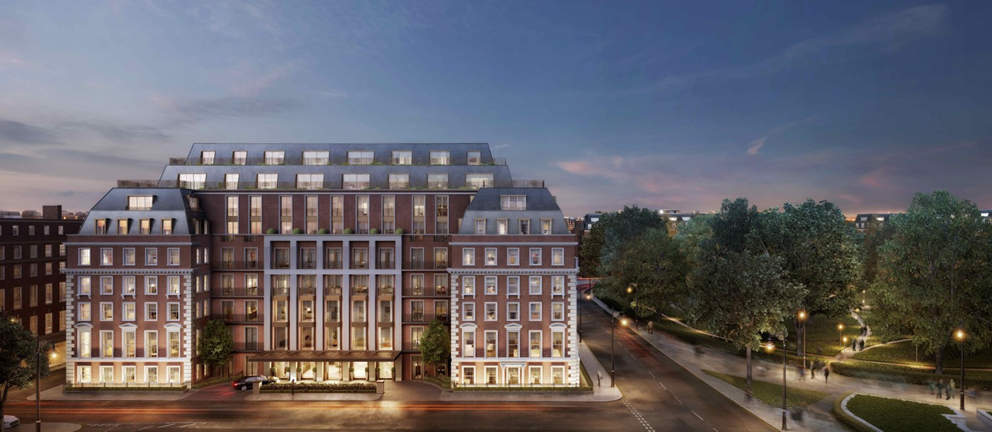 How are George Barnsdale helping to make Grosvenor Square London's