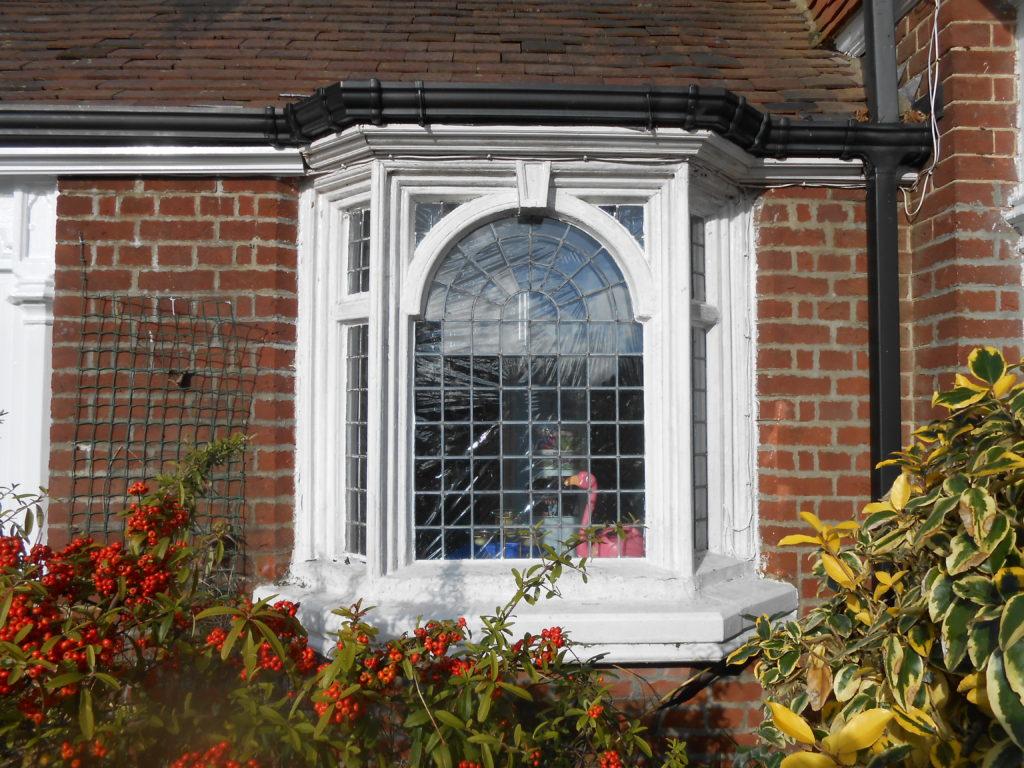 Historic window before