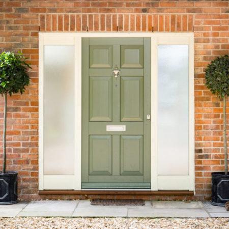 bexton lane knutsford exterior timber entrance door
