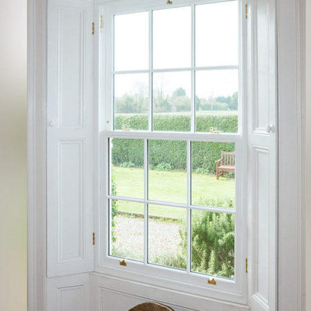 sliding sash window sympathtic replacement
