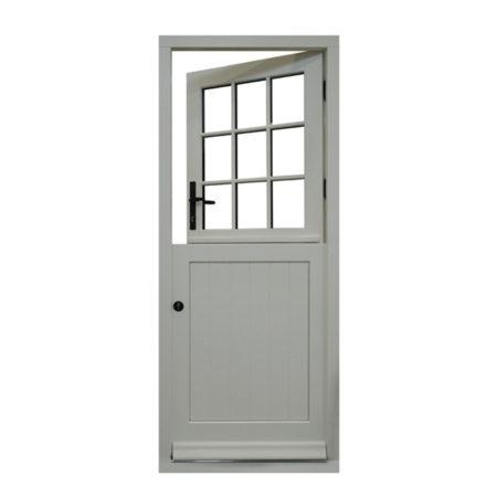 historic timber stable door