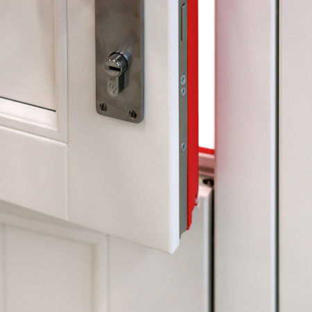 timber stable door multipoint locking