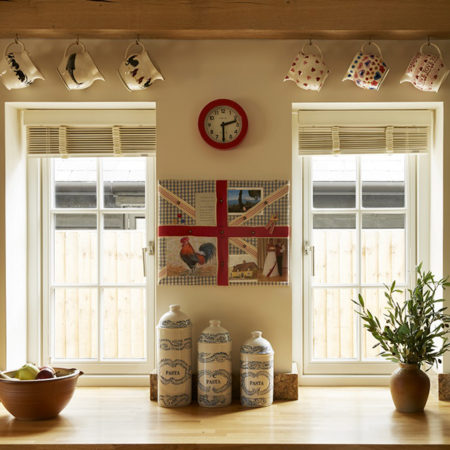 traditional timber casement windows