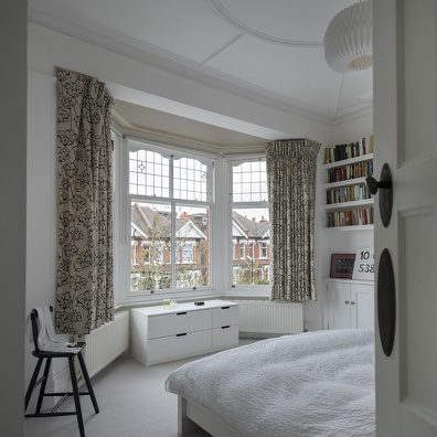sliding sash window bedroom bay
