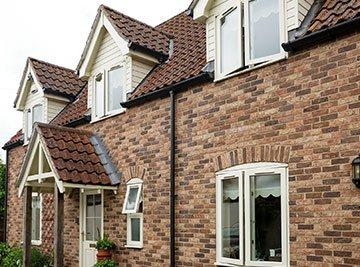 cottage-timber-door-windows