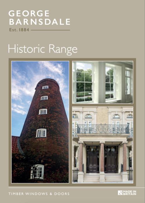 Historic Range Brochure