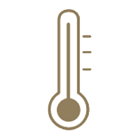 Thermal performance icon