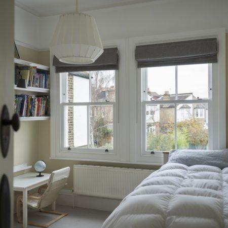 twin sliding sash windows