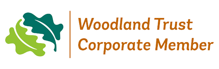 woodland trust corporate member logo