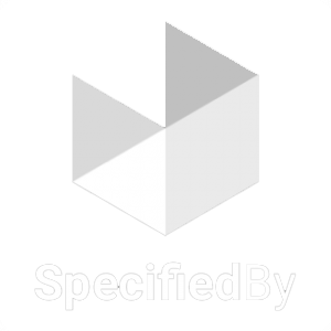 specifiedby logo